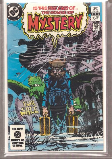 House of Mystery # 321, 9.2 NM -