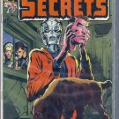 HOUSE OF SECRETS # 87, 4.5 VG +
