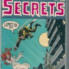 HOUSE OF SECRETS # 104, 4.5 VG +