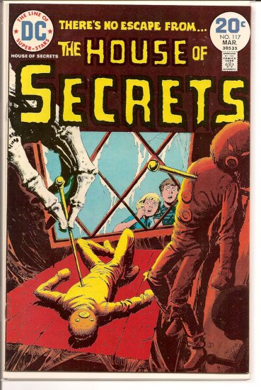House of Secrets # 117, 9.0 VF/NM