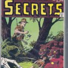 HOUSE OF SECRETS # 120, 4.5 VG +