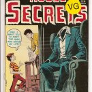 House Of Secrets # 128, 4.0 VG