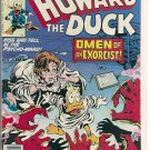 HOWARD THE DUCK # 13, 5.5 FN -