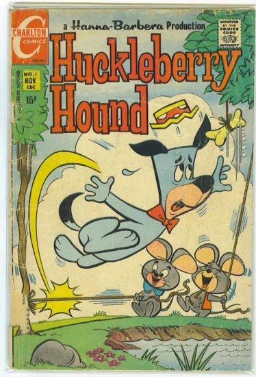 Huckleberry Hound # 1, 1.0 FR