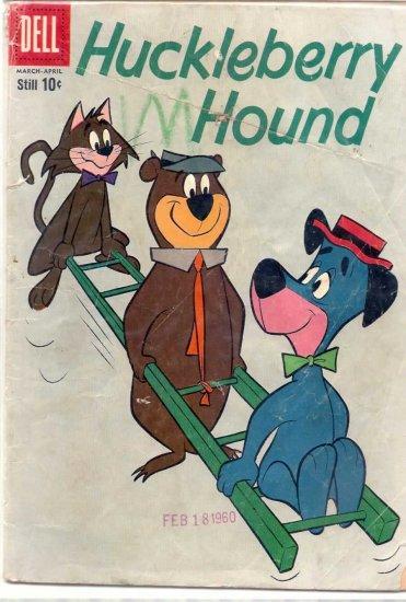 HUCKLEBERRY HOUND # 4, 2.0 GD