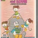 HUEY, DEWEY, AND LOUIE JUNIOR WOODCHUCKS # 64, 6.5 FN +