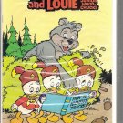 HUEY, DEWEY, AND LOUIE JUNIOR WOODCHUCKS # 70, 5.5 FN -