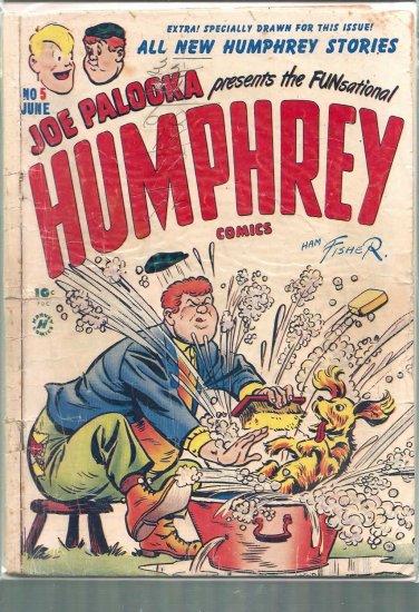 HUMPHREY COMICS # 5, 2.0 GD