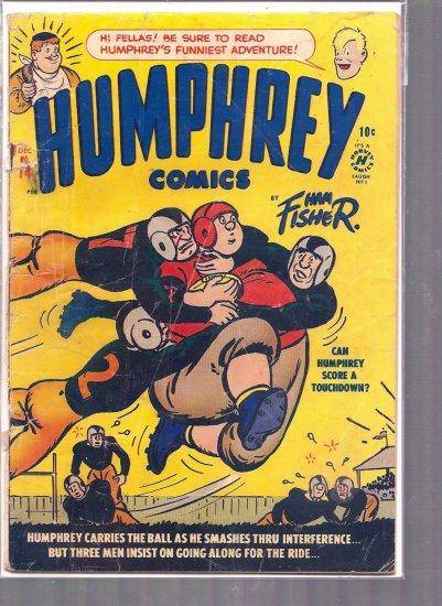 HUMPHREY COMICS # 14, 2.0 GD