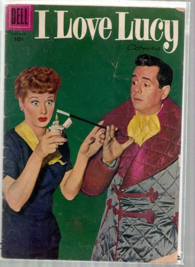 I LOVE LUCY COMICS # 11, 2.5 GD +