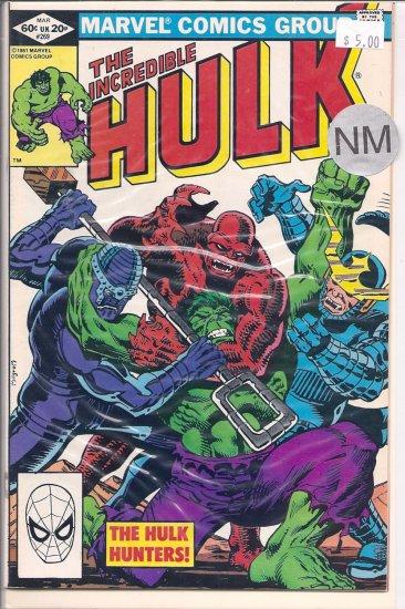 Incredible Hulk # 269, 9.4 NM
