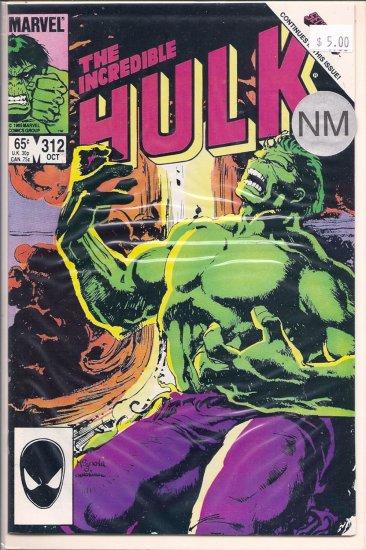 Incredible Hulk # 312, 9.4 NM