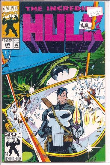 Incredible Hulk # 395, 9.4 NM