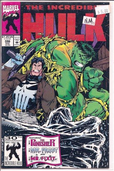 Incredible Hulk # 396, 9.4 NM