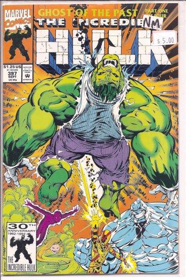 Incredible Hulk # 397, 9.4 NM