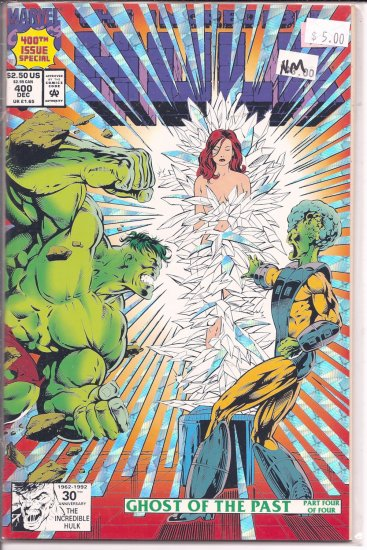 Incredible Hulk # 400, 9.4 NM
