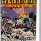 INDIAN WARRIORS # 7, 6.0 FN