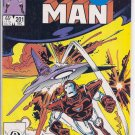 Iron Man # 201, 8.0 VF