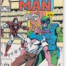 Iron Man # 202, 9.4 NM