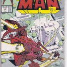 Iron Man # 217, 8.0 VF