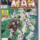 Iron Man # 221, 9.4 NM