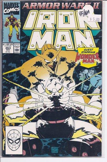Iron Man # 263, 9.0 VF/NM
