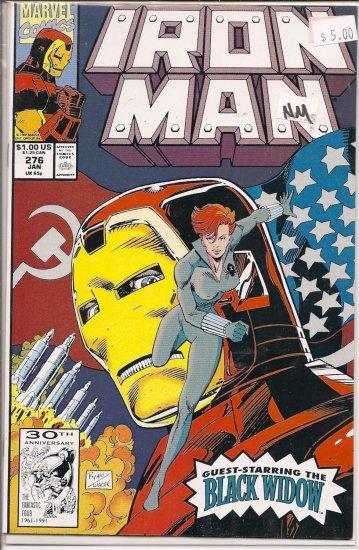 Iron Man # 276, 9.4 NM