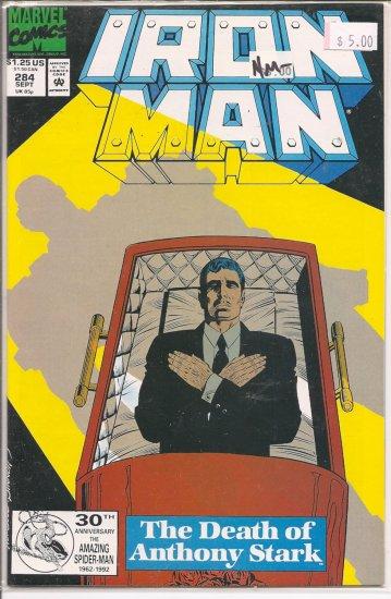 Iron Man # 284, 9.4 NM