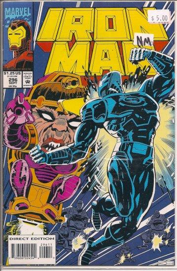 Iron Man # 296, 9.4 NM