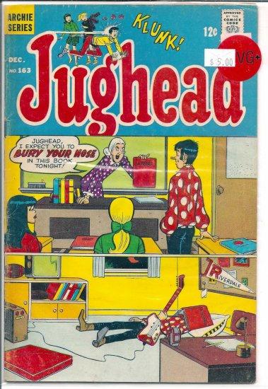Jughead # 163, 4.5 VG +