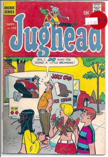 Jughead # 172, 4.5 VG +