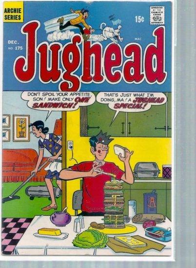 JUGHEAD # 175, 4.0 VG