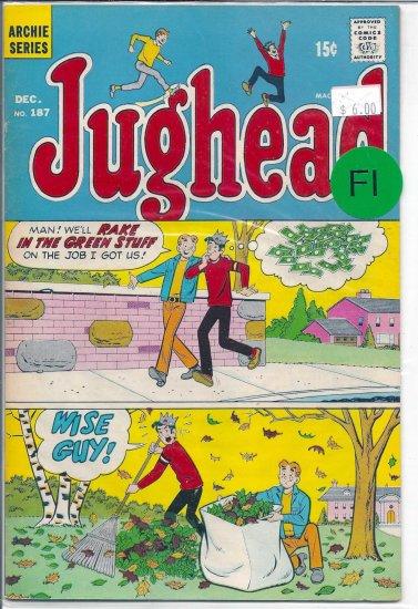 Jughead # 187, 6.0 FN