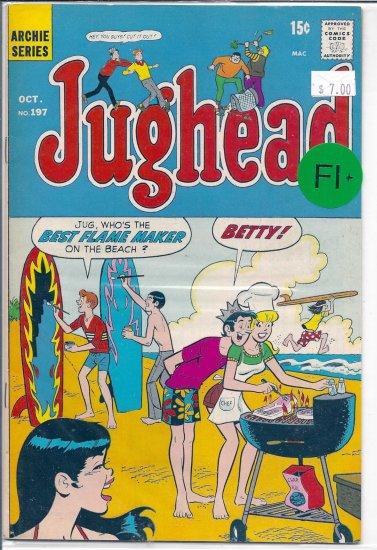 Jughead # 197, 6.5 FN +