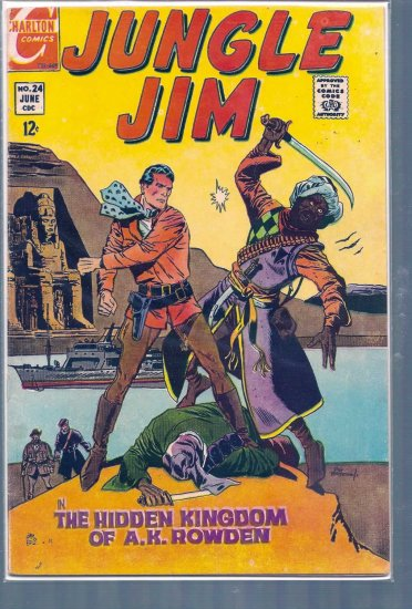 JUNGLE JIM # 24, 5.5 FN -