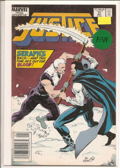 Justice # 31, 7.0 FN/VF