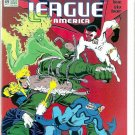 JUSTICE LEAGUE # 69, 9.0 VF/NM