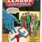 JUSTICE LEAGUE OF AMERICA # 14, 2.5 GD +