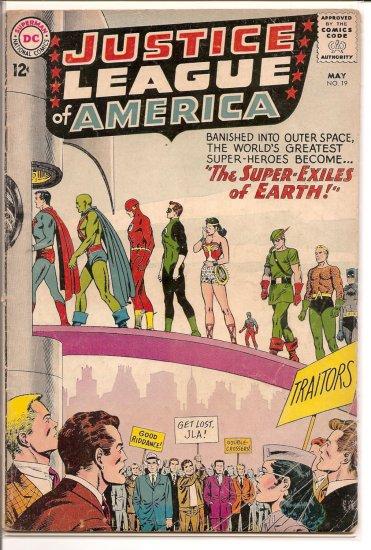 Justice League of America # 19, 2.0 GD