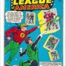 JUSTICE LEAGUE OF AMERICA # 22, 2.0 GD
