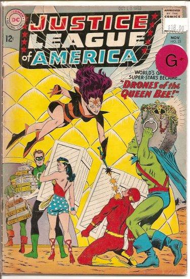 Justice League of America # 23, 2.5 GD +