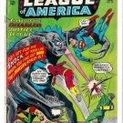 JUSTICE LEAGUE OF AMERICA # 36, 2.0 GD