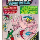JUSTICE LEAGUE OF AMERICA # 37, 2.5 GD +
