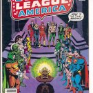 JUSTICE LEAGUE OF AMERICA # 168, 6.5 FN +