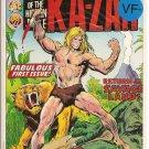 Ka-Zar # 1, 7.5 VF -