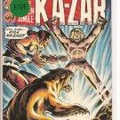 Ka-Zar # 4, 7.0 FN/VF