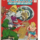 Kamandi, The Last Boy On Earth # 2, 7.5 VF -