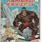 Kamandi, The Last Boy On Earth # 3, 6.5 FN +