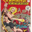 Kamandi, The Last Boy On Earth # 4, 6.0 FN