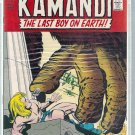 KAMANDI, THE LAST BOY ON EARTH # 7, 4.5 VG +